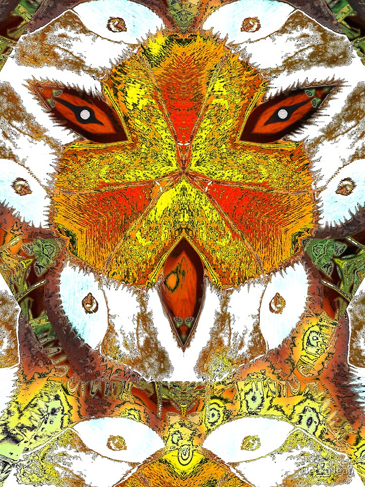 tigerCJ by BeckyJean