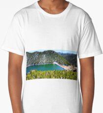 Aerial Dam Long T-Shirt