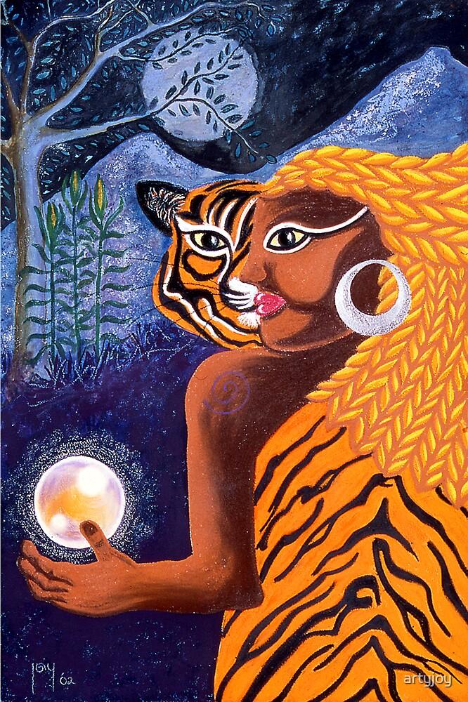 shaman by artyjoy