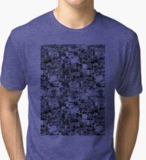 pokeglitch Tri-blend T-Shirt