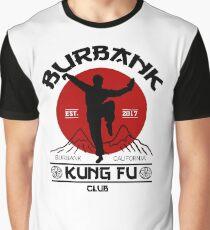 Burbank Kung Fu Club Graphic T-Shirt