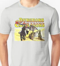 Dungeons & Dragons Cartoon  Unisex T-Shirt
