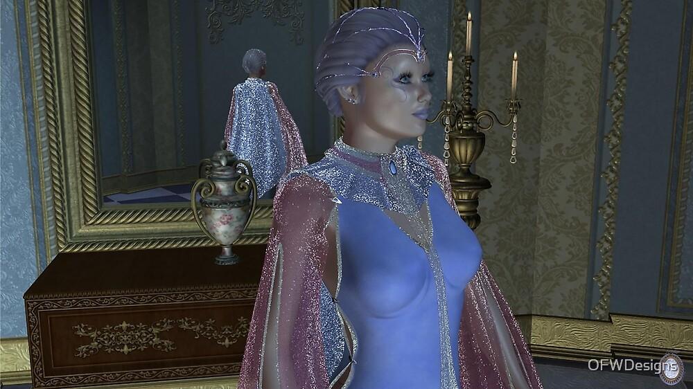 Beautiful Blue by OFWDesigns