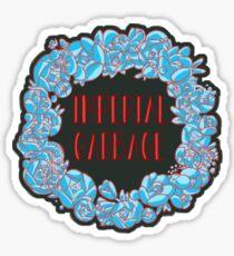 IMPERIAL GARBAGE Sticker