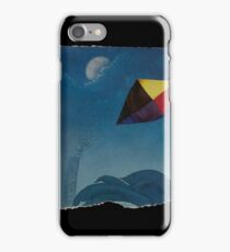 Games in the sky iPhone Case/Skin