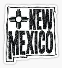 New Mexico Sticker