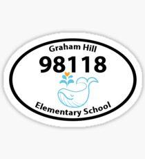 Graham Hill Euro Decal Sticker