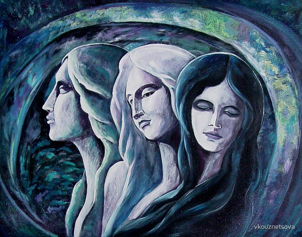 Three Pearls by vkouznetsova