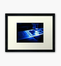 Upwards to the Vanguard Framed Print