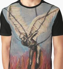 Angel Lucifer Graphic T-Shirt