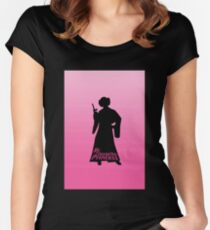 My Favorite Princess Women's Fitted Scoop T-Shirt