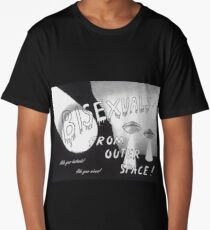 From Outer Space! Long T-Shirt