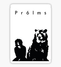 Prblms Sticker