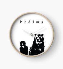 Prblms Clock