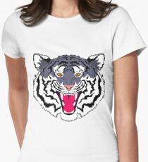 Great Tiger Womens Fitted T-Shirt