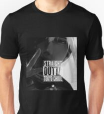 straight outta tokyo ghoul T-Shirt
