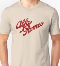 Alfa Romeo classic (red) T-Shirt