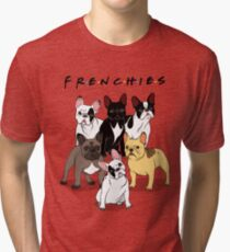 FRENCHIES Tri-blend T-Shirt
