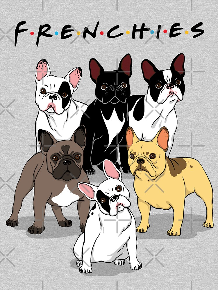 FRENCHIES by ursulalopez