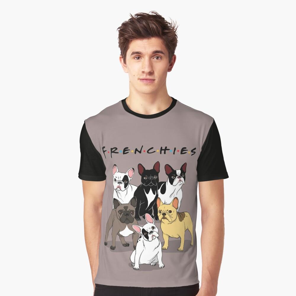 FRENCHIES Camiseta gráfica