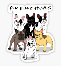 Pegatina FRENCHIES