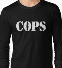 Cops Law Enforcement T-Shirt