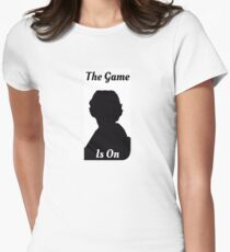 Sherlock The Game Is On T-Shirt