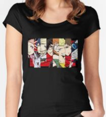 Character Persona 5 Women's Fitted Scoop T-Shirt