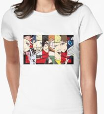Character Persona 5 Womens Fitted T-Shirt