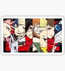 Character Persona 5 Sticker