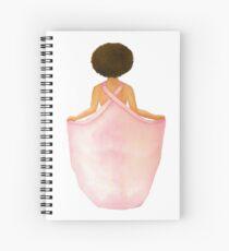 Breast Cancer Awareness Spiral Notebook