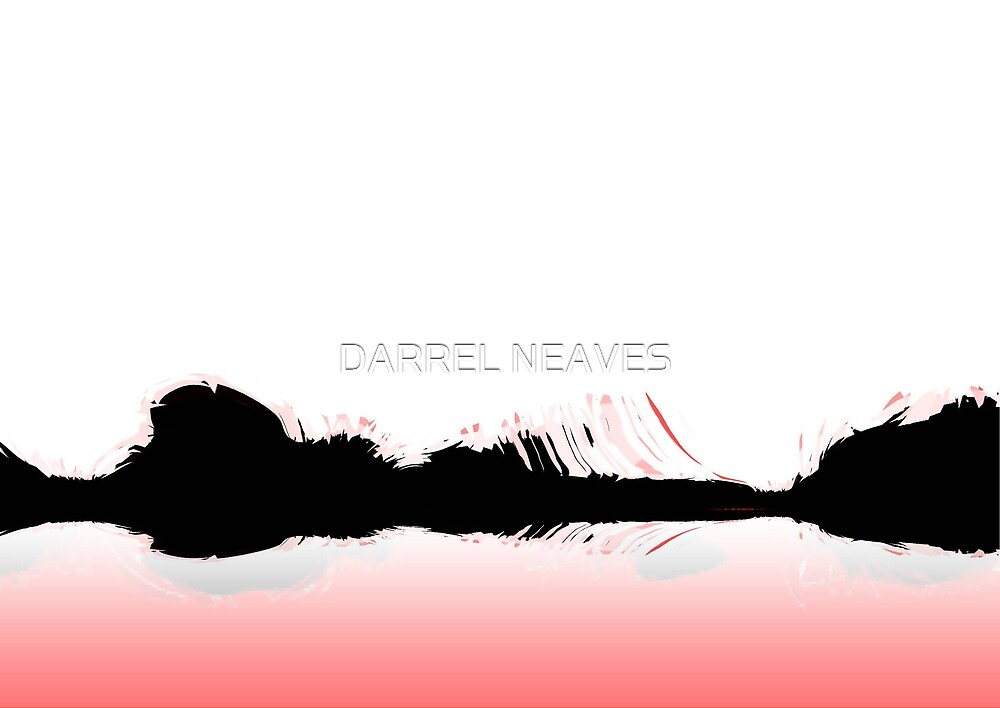 THE RED SHORE by DARREL NEAVES