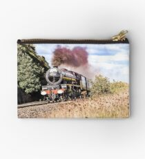 Princess Elizabeth thundering up the hill Studio Pouch