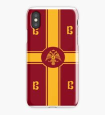 Byzantine Flag Phone Case iPhone Case