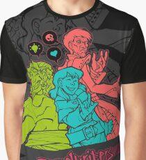 Runewriters: Power Trio Graphic T-Shirt