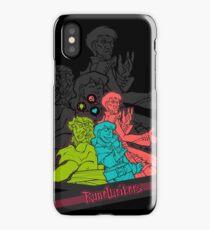 Runewriters: Power Trio iPhone Case/Skin