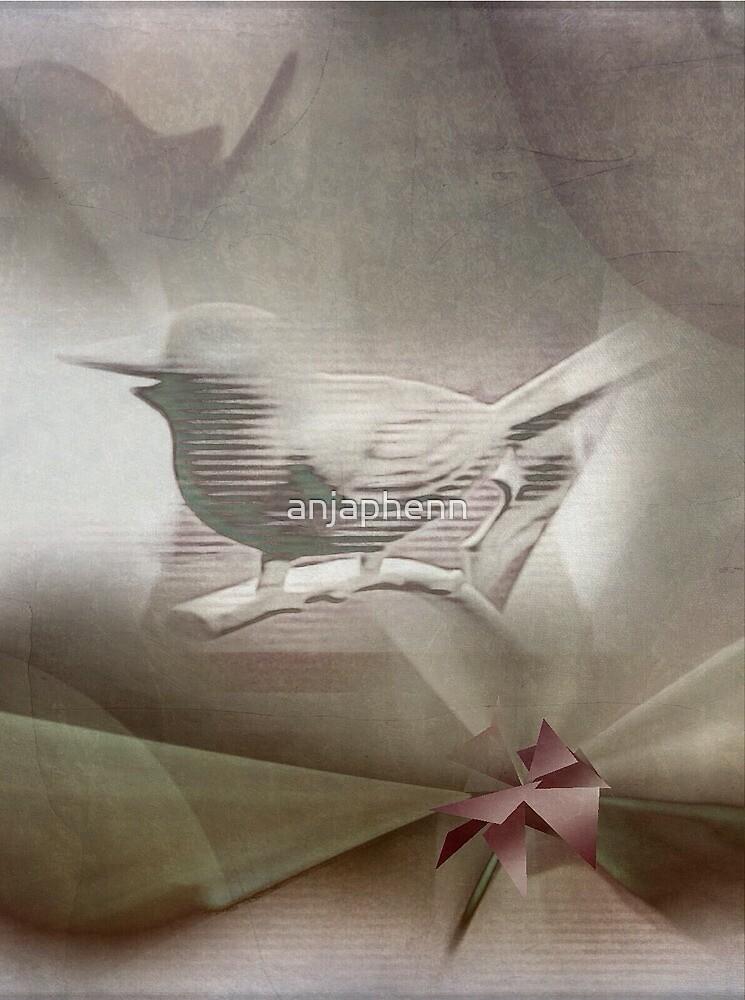 Bird by anjaphenn