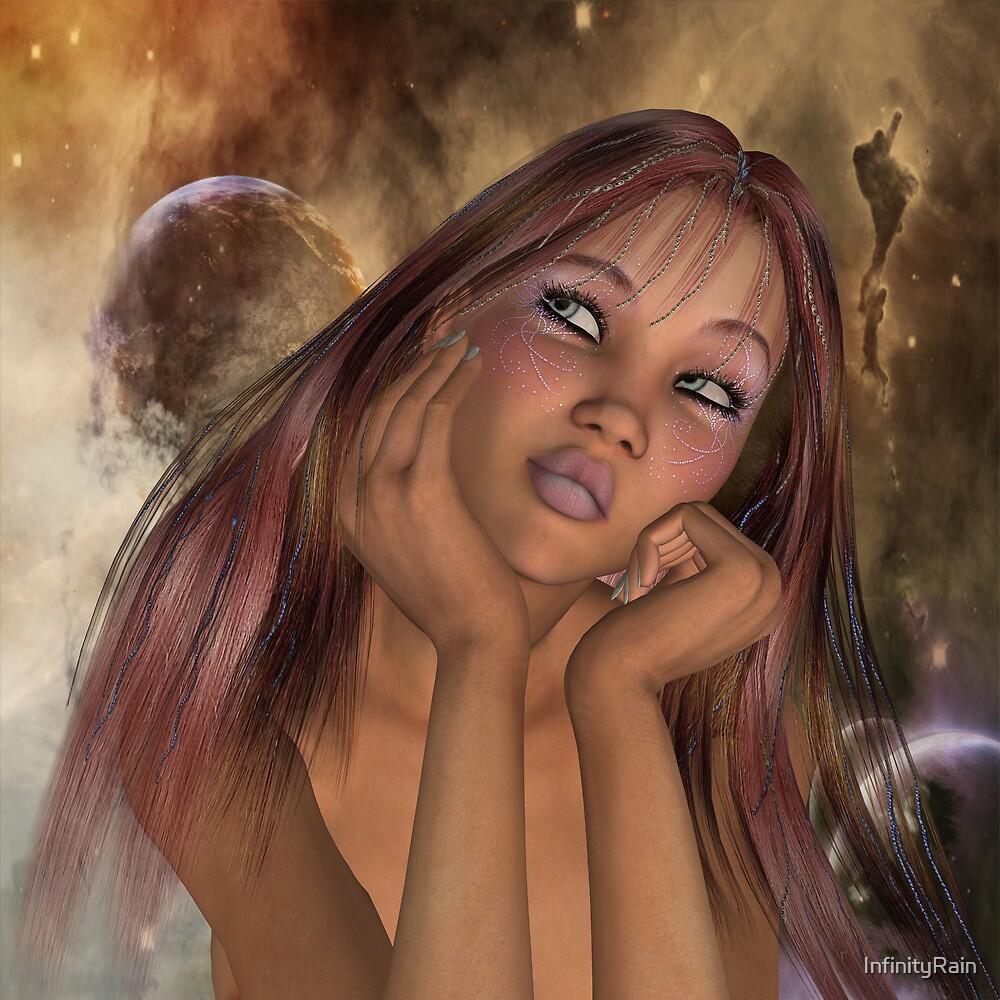 Moonbeams and Daydreams by InfinityRain