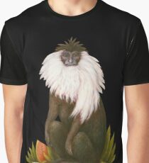 Imperious Monkey Graphic T-Shirt