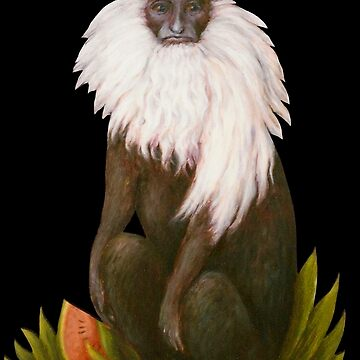 Imperious Monkey by JALArt