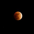 Total Lunar Eclipse by Perspective
