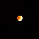 Total Lunar Eclipse II by Perspective