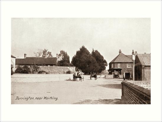 Ref: 62 - Durrington Lane, Durrington, Worthing, West Sussex. by CentenaryImages