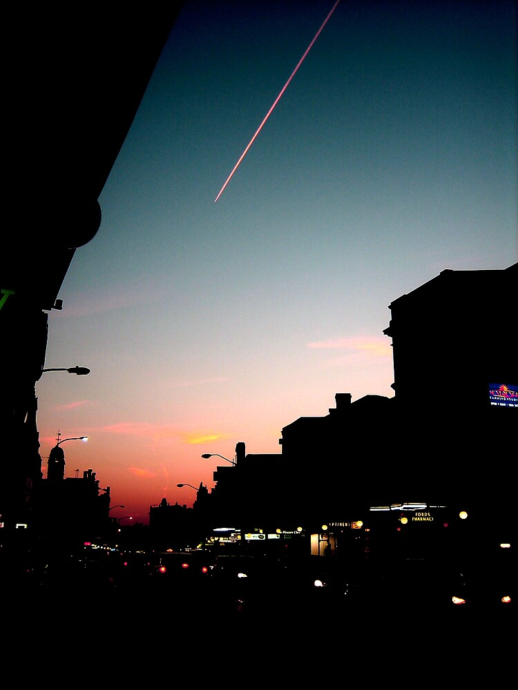 newtown by night by weesha