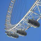 London Eye II by Melissa Contreras