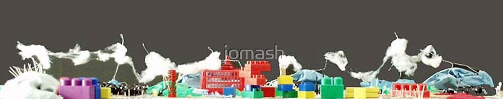 Industrial Landscape Constructed Reality . 4 by jomash