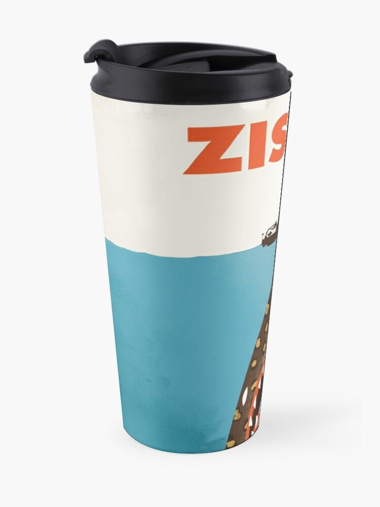 Alternate view of Zissou Travel Mug