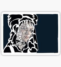 Lydia Betelgeuse Illustration Sticker