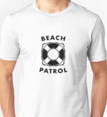 Beach Patrol Lifebelt T-Shirt