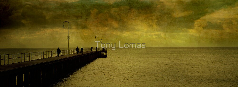 Us and Them by Tony Lomas